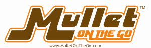 Mullet On The Go Text Logo